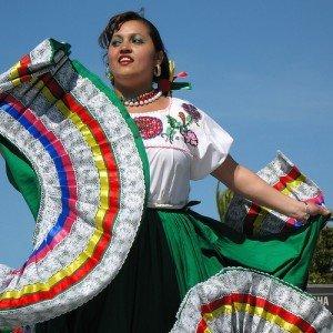 Cinco de Mayo festival dancer (courtesy fotogail at Flickr CC)