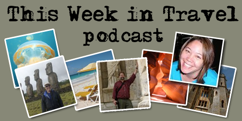 This Week In Travel podcast logo
