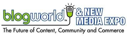 BlogWorld Logo