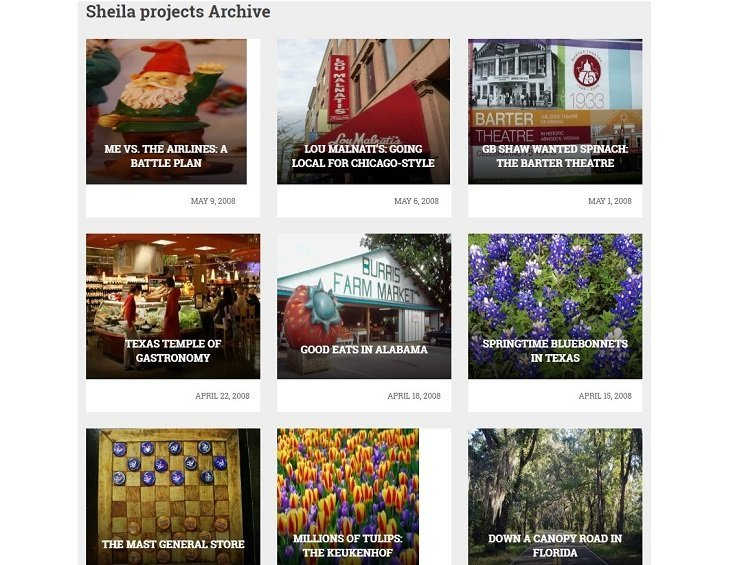 More content in less time use your blog archives